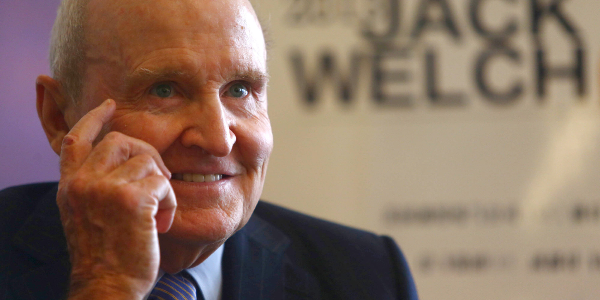 leadership jack welch Jack welch, co-author of the real-life mba and former ceo of ge, shares key business leadership traits, the three most important business measurements.