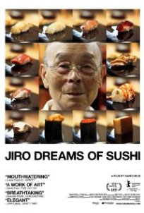 Inspirational Movie: Jiro Dreams of Sushi (2011)